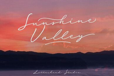 Sunshine Valley