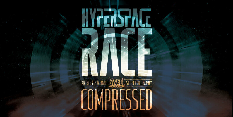 Hyperspace Race Compressed