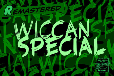 Wiccan Special