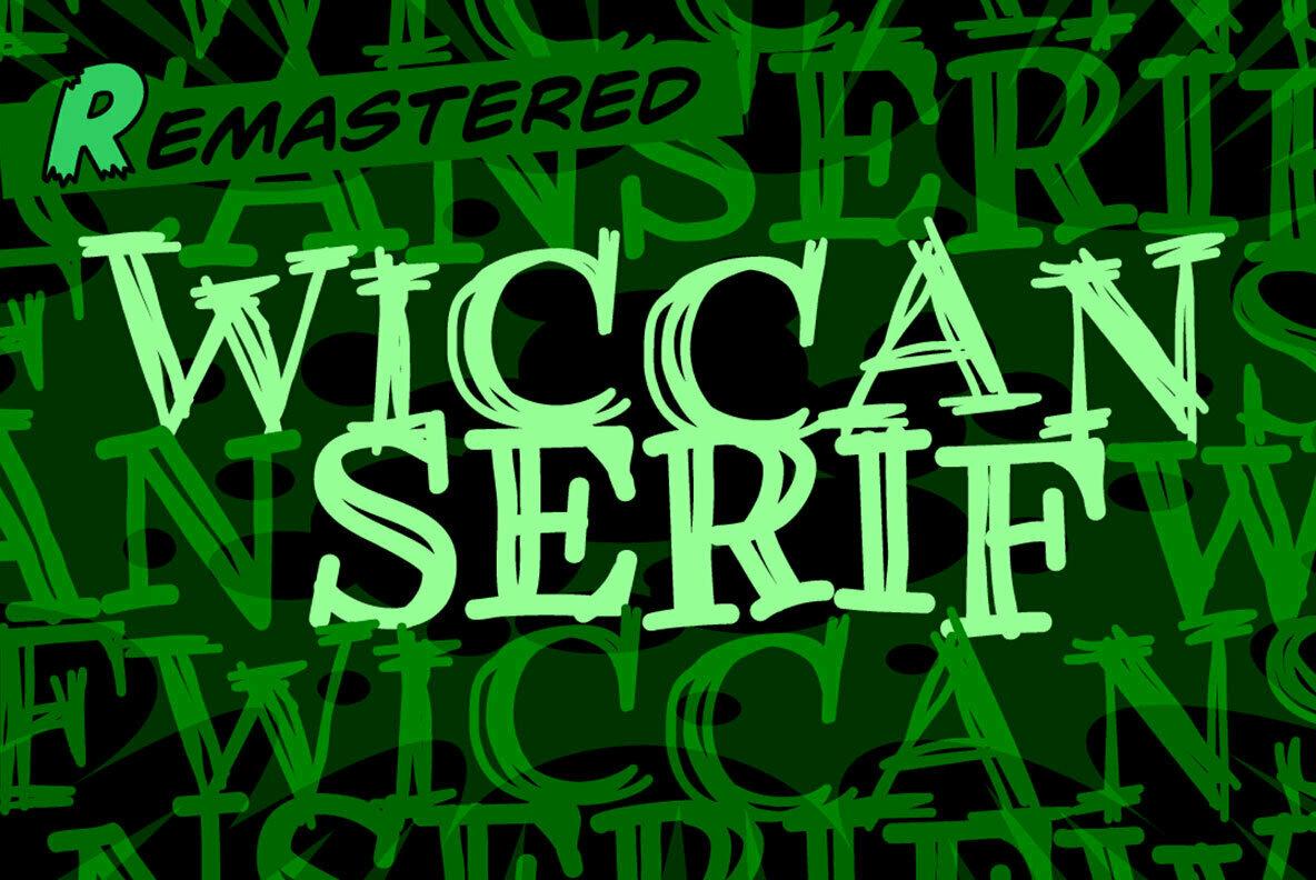 Wiccan Serif