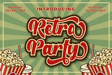 Retro Party