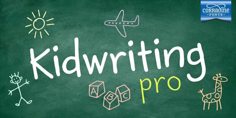 Kidwriting Pro