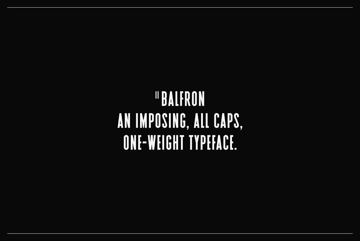 II Balfron