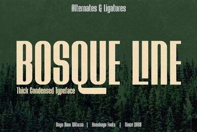 Bosque Line