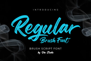 Regular Brush