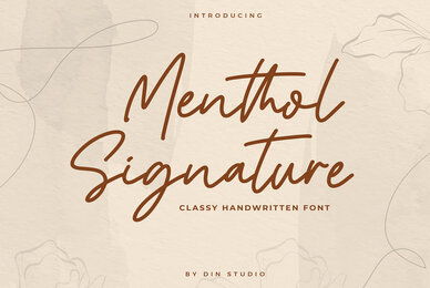 Menthol Signature