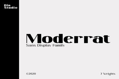Moderrat