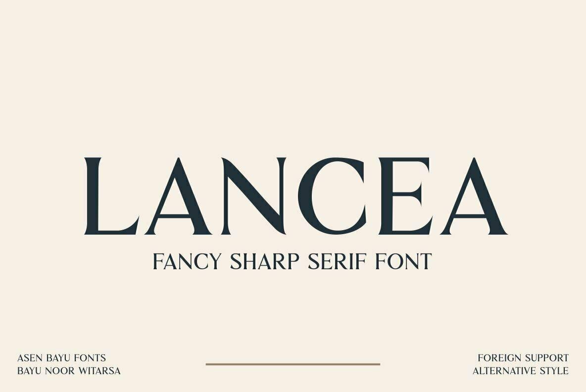 Lancea