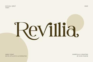 Revillia