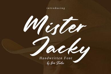 Mister Jacky