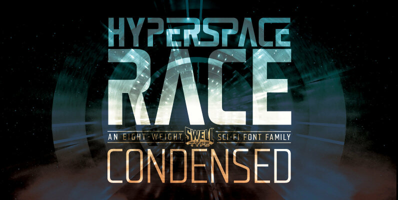 Hyperspace Race Condensed