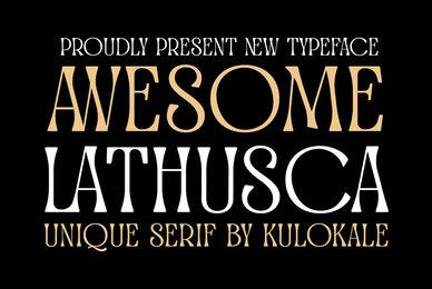 Awesome Lathusca