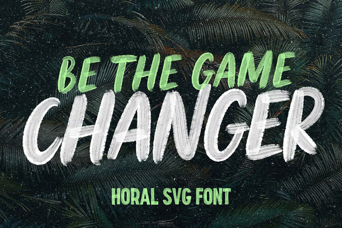 Horal SVG