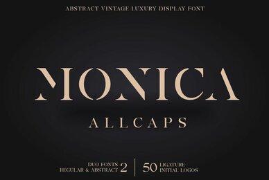 Monica Allcaps