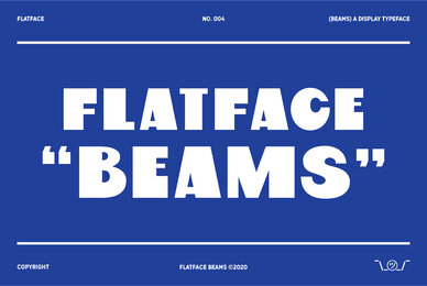 Flatface Beams