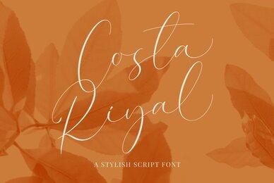 Costa Riyal