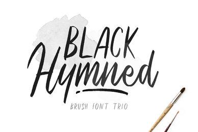Black Hymned