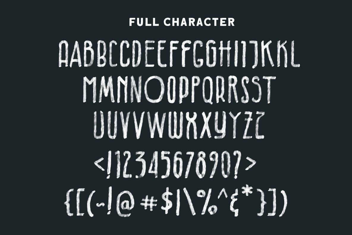 Braleno SVG Font