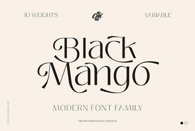 Black Mango
