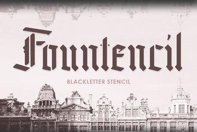 Fountencil