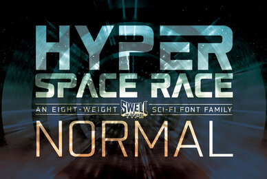 Hyperspace Race Normal