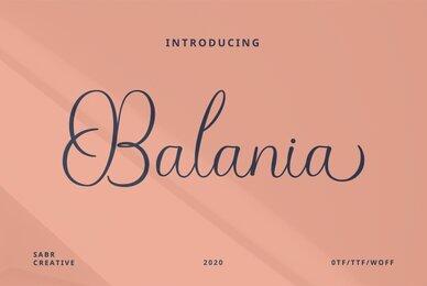 Balania