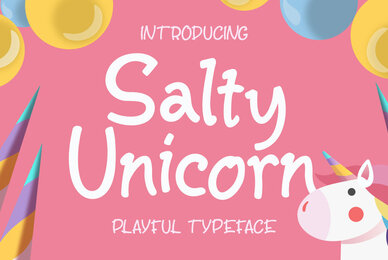 Salty Unicorn