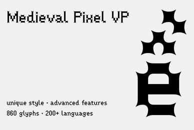 Medieval Pixel VP