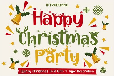 Happy Christmas Party