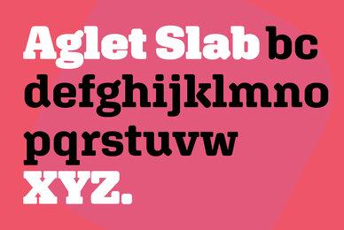 Aglet Slab