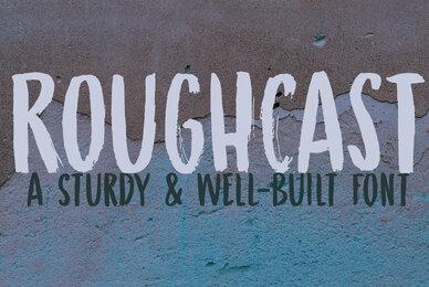 Roughcast