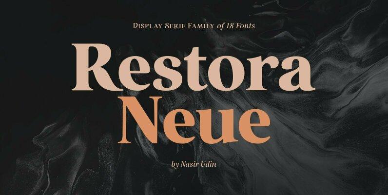 Restora Neue
