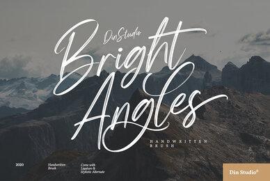 Bright Angels
