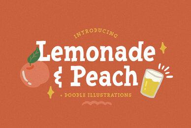 Lemonade Peach