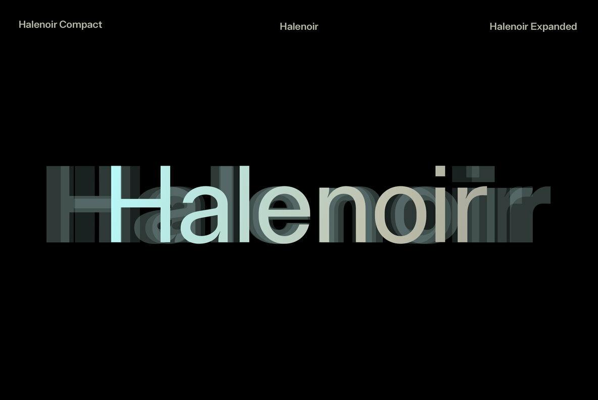 Halenoir Compact