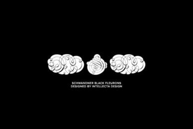 Schwandner Black Fleurons