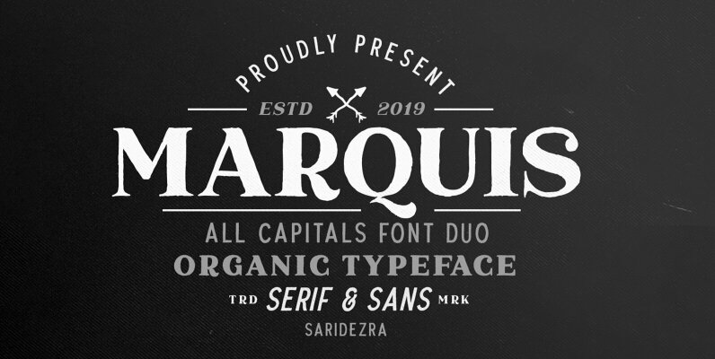 Marquis Font Duo