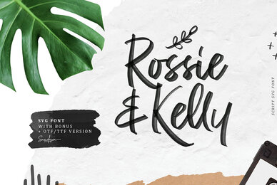 Rossie Kelly SVG