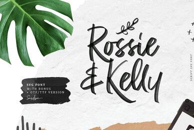 Rossie Kelly SVG