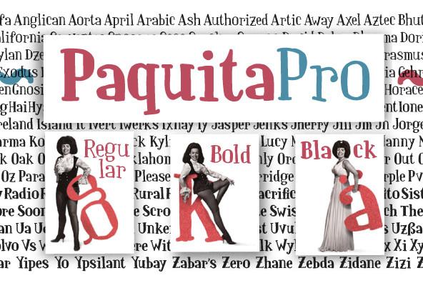 Paquita Pro