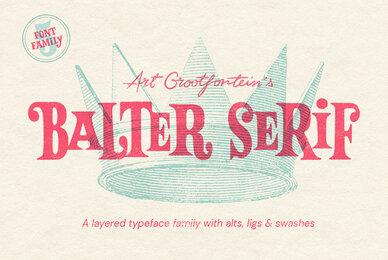 Balter Serif