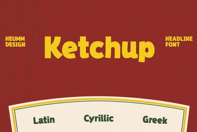 HU Ketchup