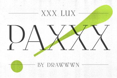Paxxx