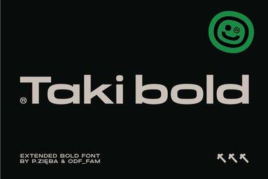 Taki Bold