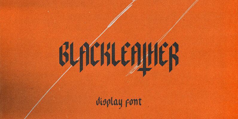 Blackleather