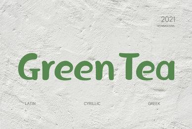 HU Green Tea