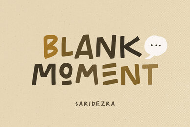 Blank Moment
