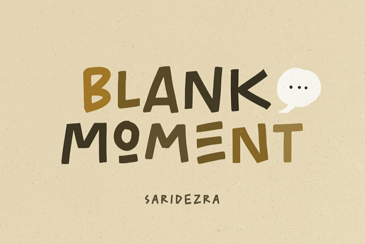 Blank Moment
