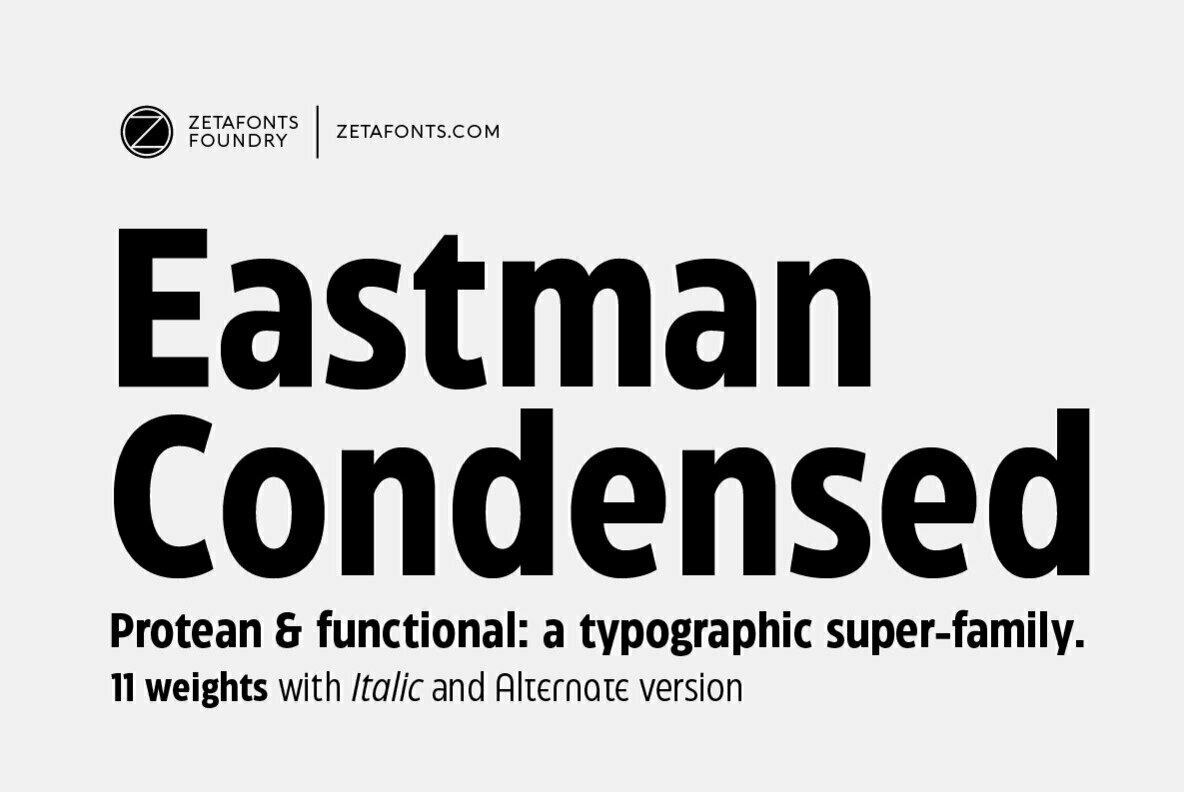 Eastman Condensed