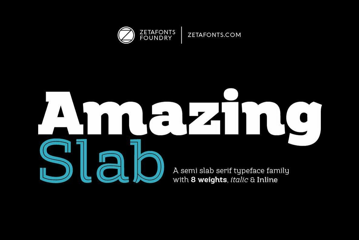 Amazing Slab